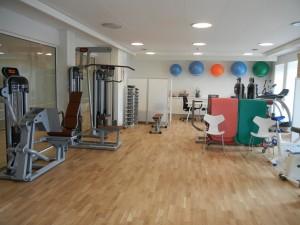 billeder af træningscenter 504