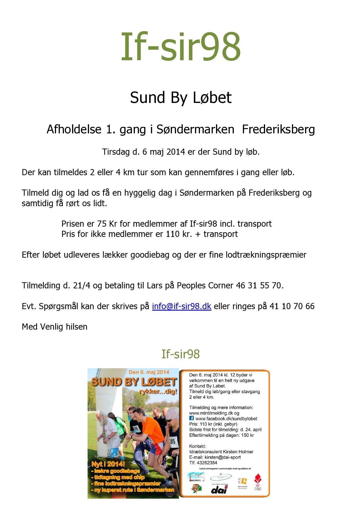 Sund By Løbet 2013-page0001